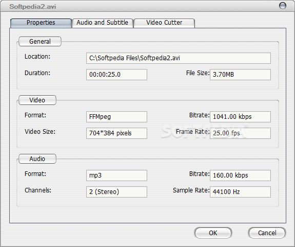 AVI DivX to DVD SVCD VCD Converter gratis downloaden