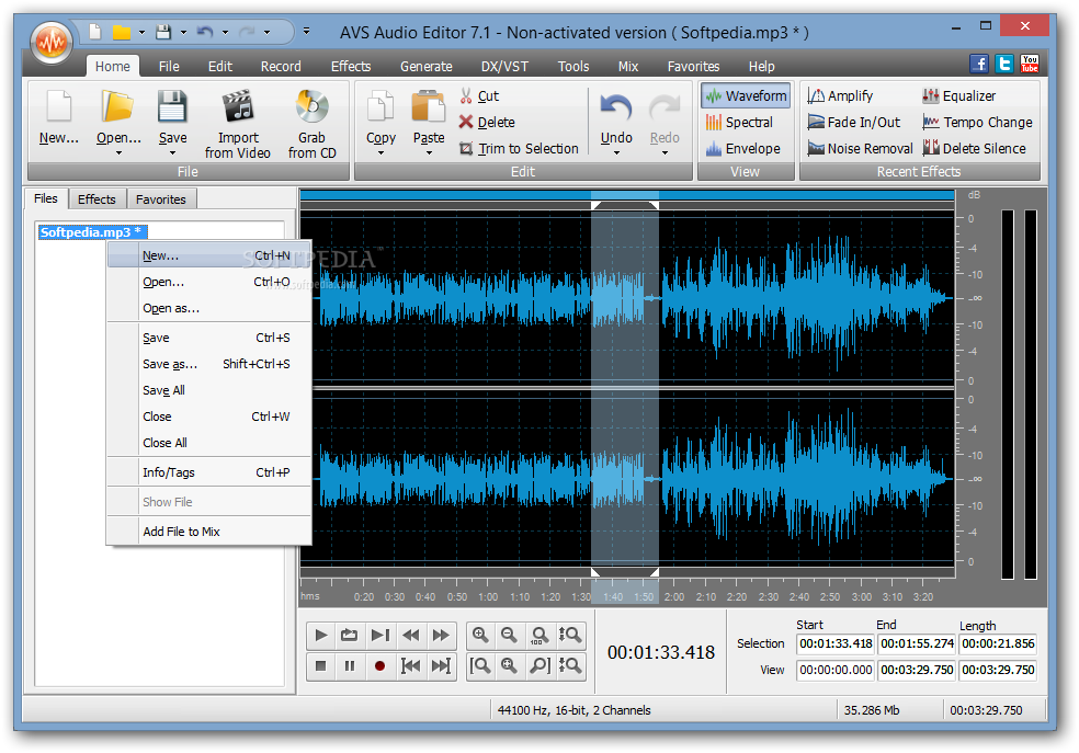Save Audio in All Key Formats