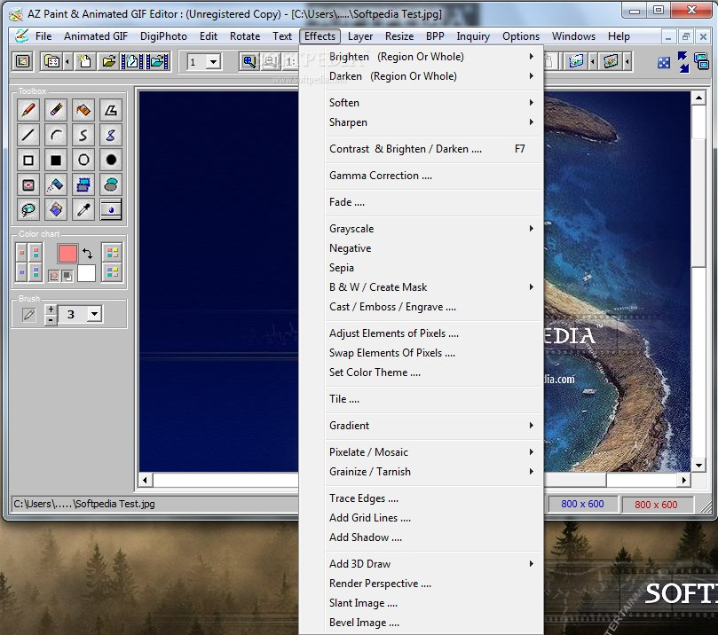 download paint animated editor taive