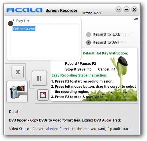 Screen recorder free 2. 3. 7 download.