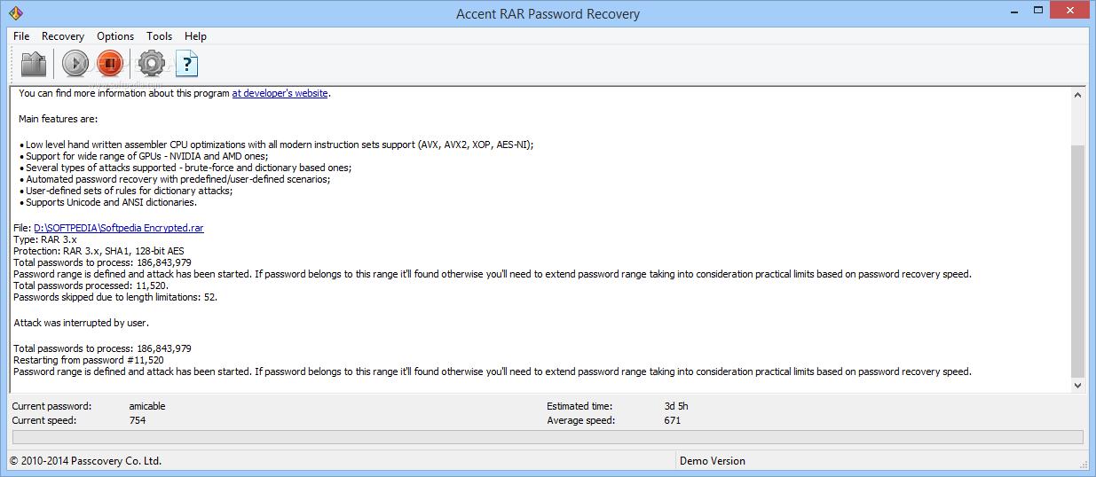 accent rar password recovery crack - Marcus Reid