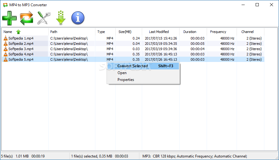 Download MP4 to MP3 Converter 6 2 0