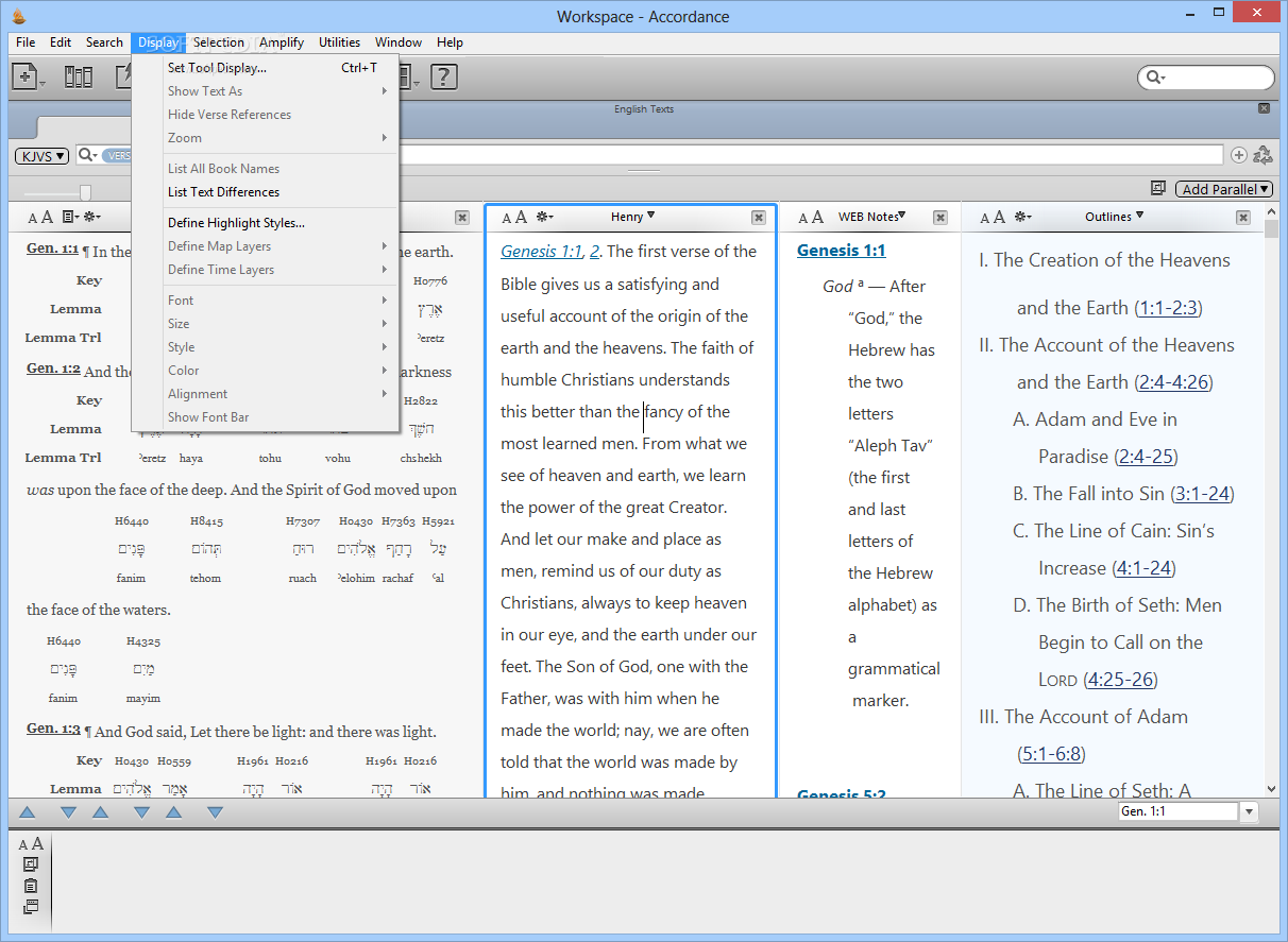 The Word Bible Software - Free download and software ...