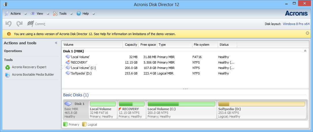 acronis disk director download