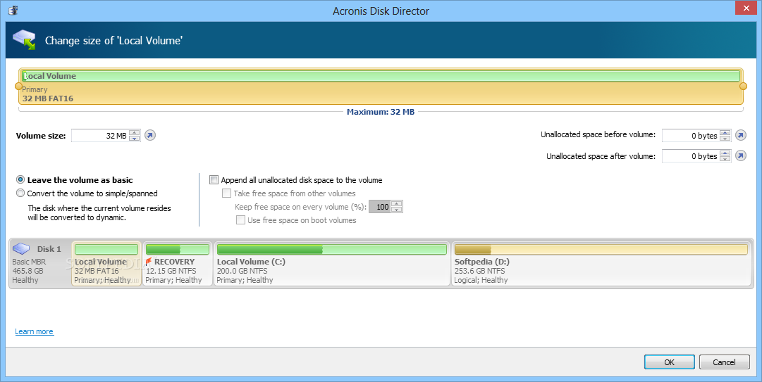 Download Acronis Disk Director 12 Build 12 5 163