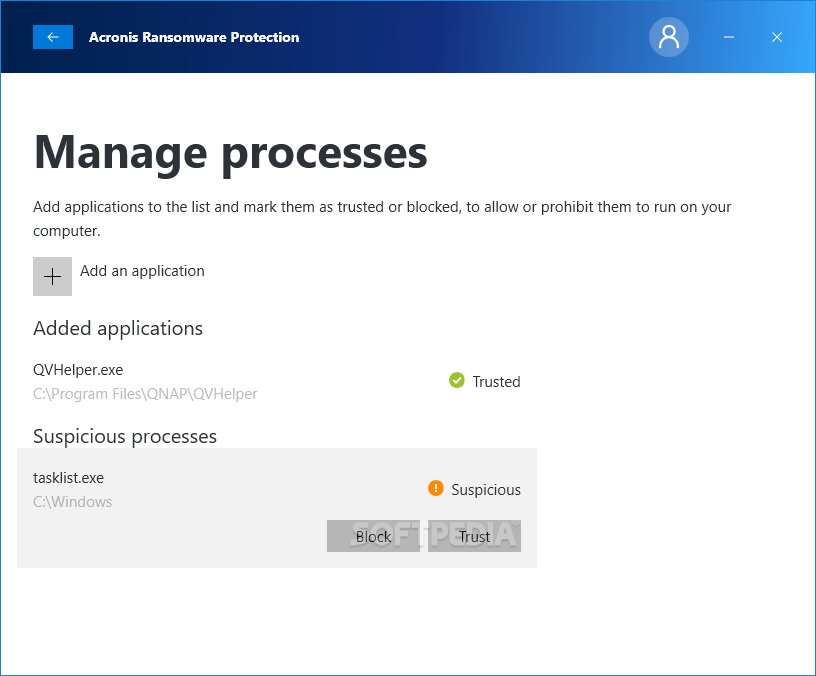 Download Acronis Ransomware Protection Build 1700