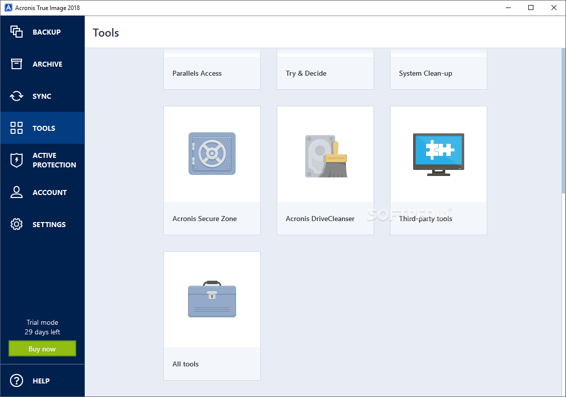 acronis true image free download full version
