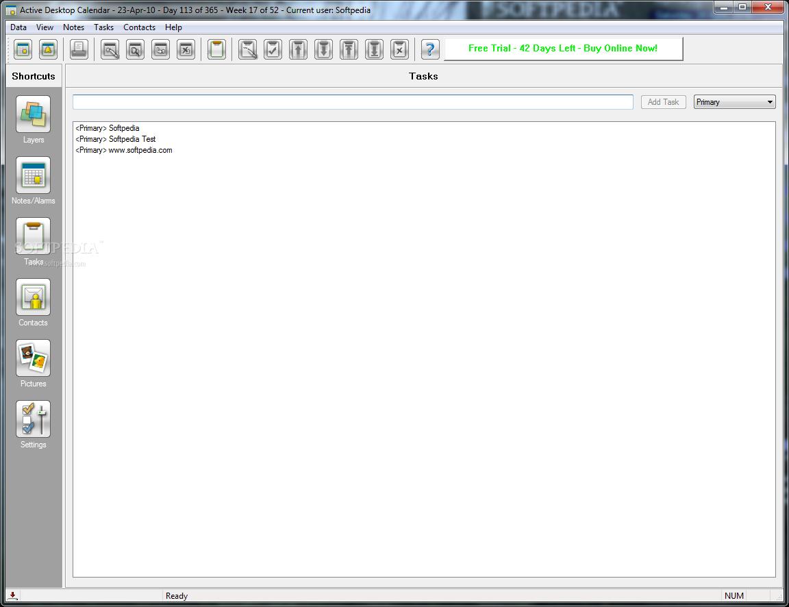 download active desktop calendar 7.93 full version free