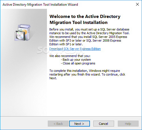 Mcitp 70-640: active directory migration tool (admt) youtube.