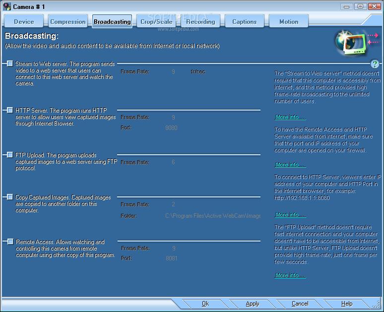 Download Active Webcam 11 5