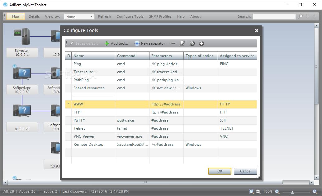 mynet toolset 1.0