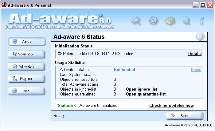 Userdownload ad aware pro securityinstallation overviewfree download ad aware 6 build 181small tool which detects