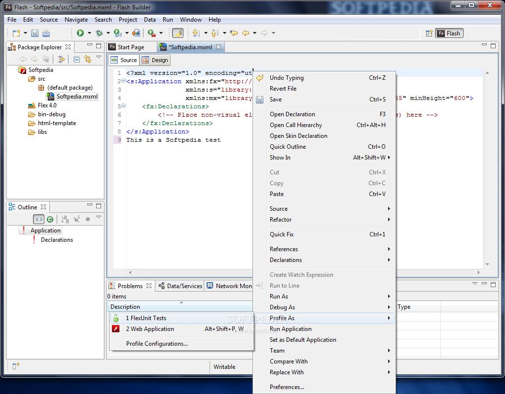 Download Adobe Flash Builder 4 7