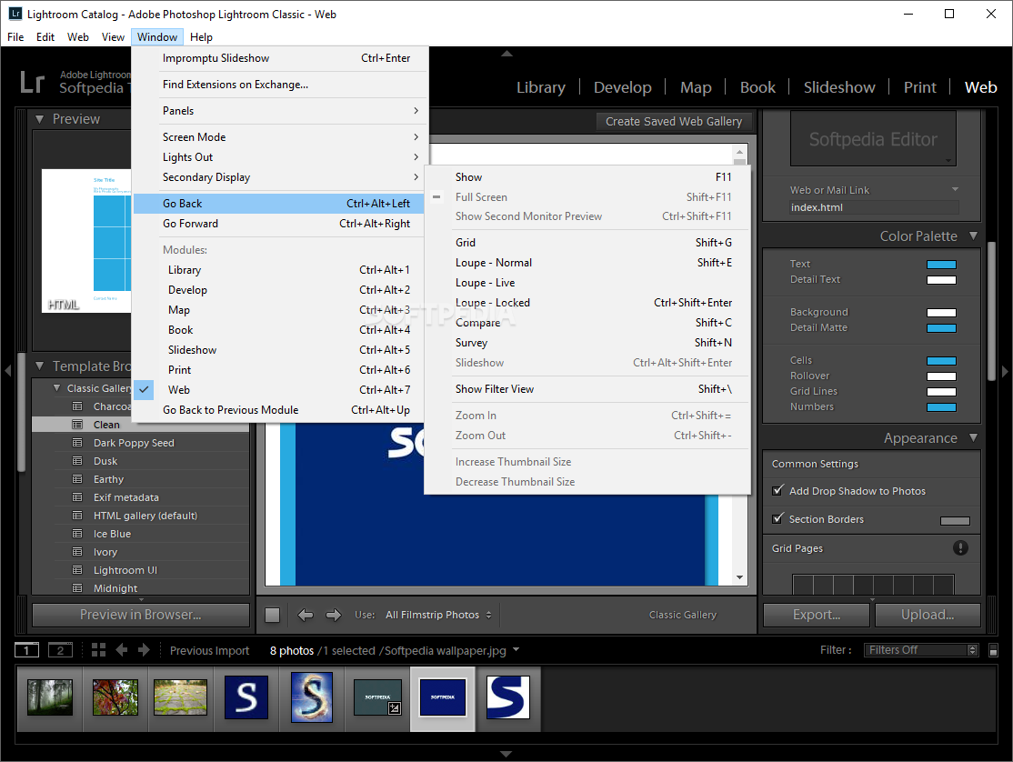 Adobe Photoshop Lightroom screenshot 14