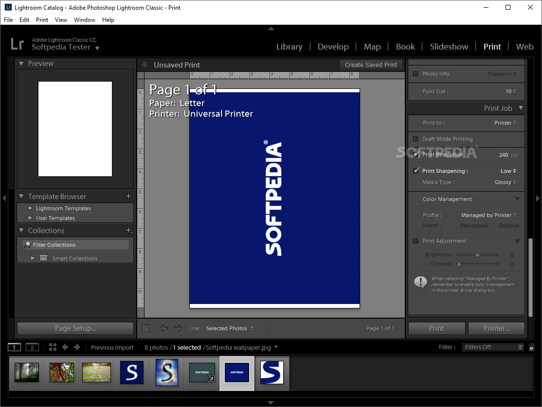 Adobe Photoshop Lightroom screenshot 7