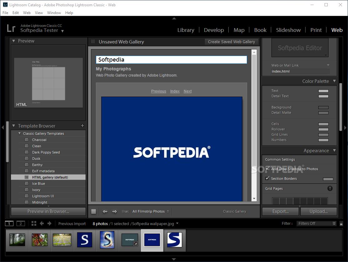 Photo Editor   Online Photoshop Lightroom