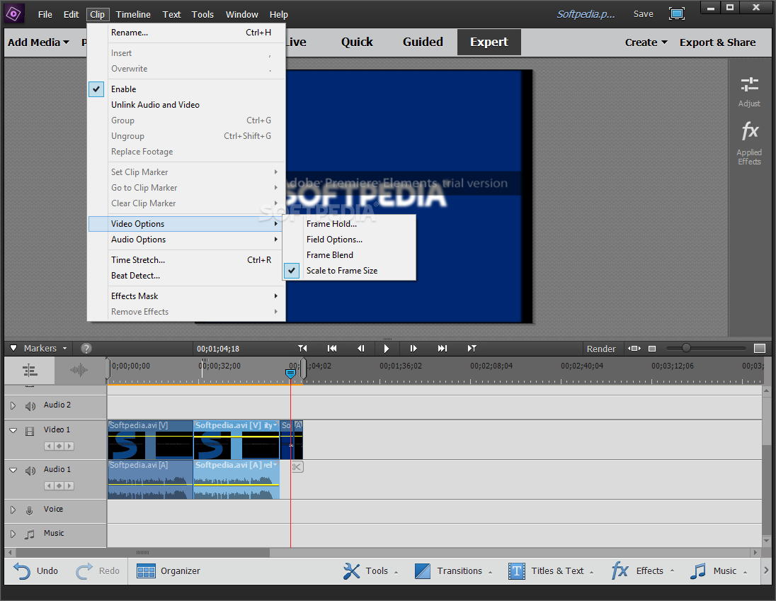 Download Adobe Premiere Elements 2020.1