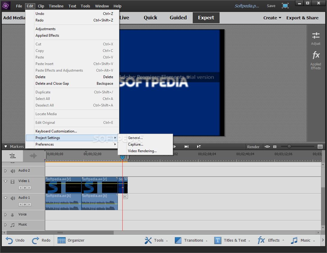 Adobe Premiere Elements downloaden   2021, 2020