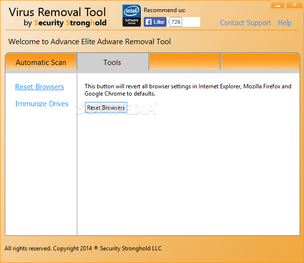 Download Advance Elite Adware Removal Tool 1 0