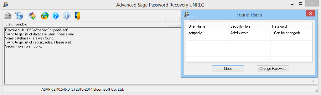 advanced intuit password recovery and license key