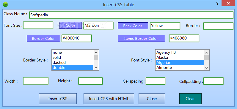 Download Advanced CSS Notepad 1 0 0