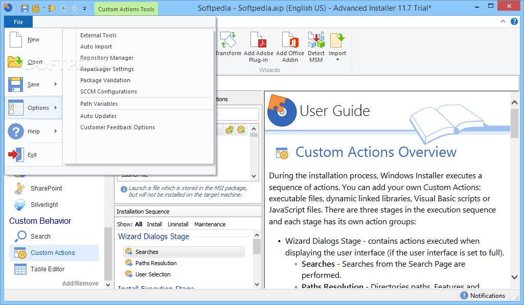 Download Advanced Installer Enterprise 16 2