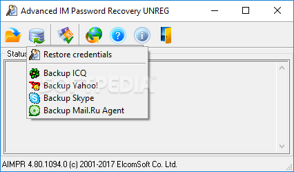 Download Advanced IM Password Recovery 4 90 1805