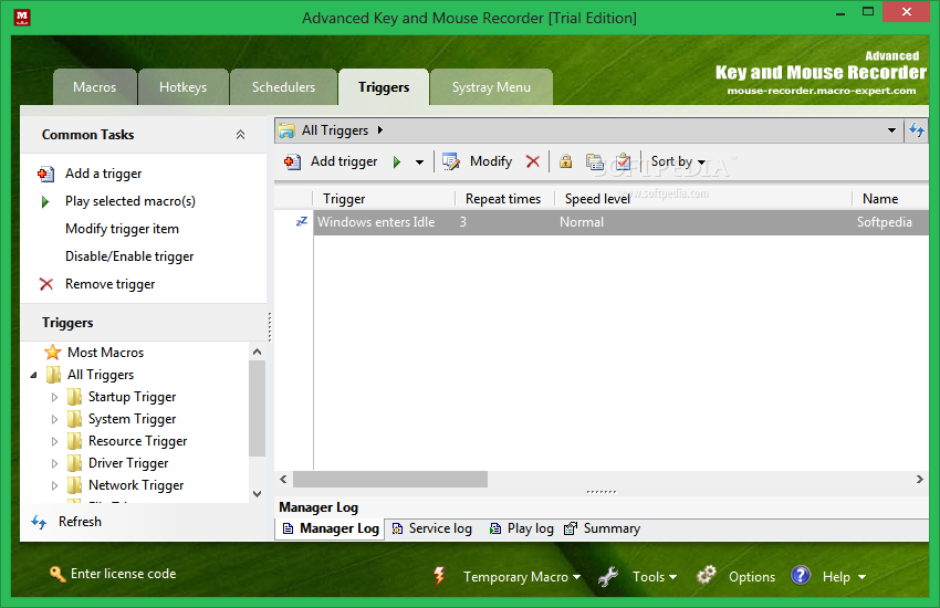 Advanced Key and Mouse Recorder 2.9.9.6 Build 4464 serials ...
