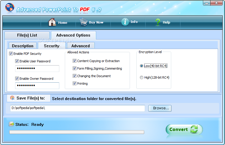 powerpoint to pdf converter download