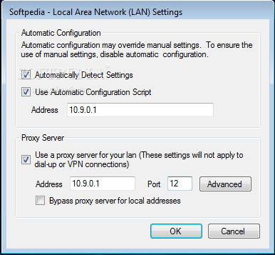 Configure the proxy for a site system server