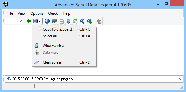 Download Advanced Serial Data Logger 4 4 2 Build 807