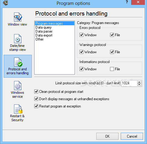 Download Advanced Serial Data Logger 4 4 2 Build 807