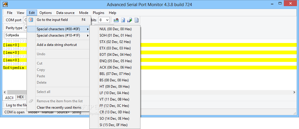 Blog archives ratemydedal - Serial port monitor ...