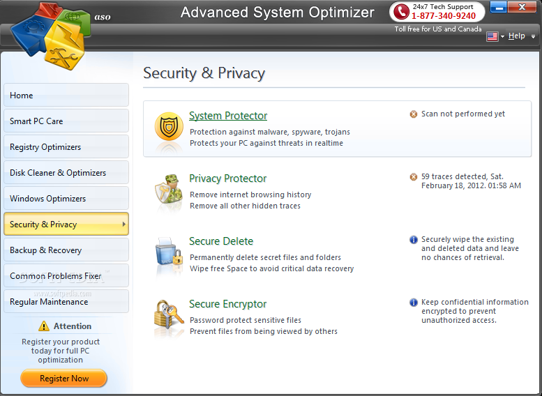 Download Advanced System Optimizer 3.9.3645.18056