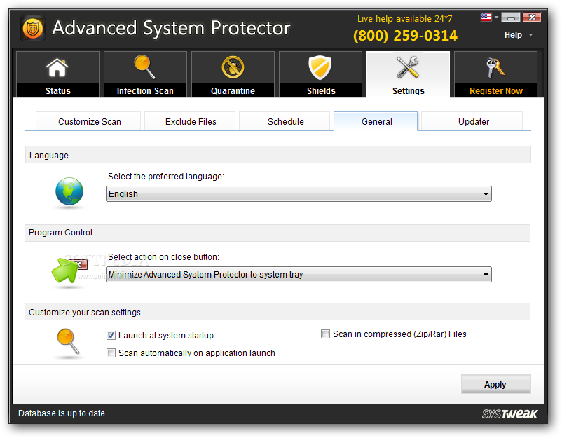 Advanced System Protector screenshot 6