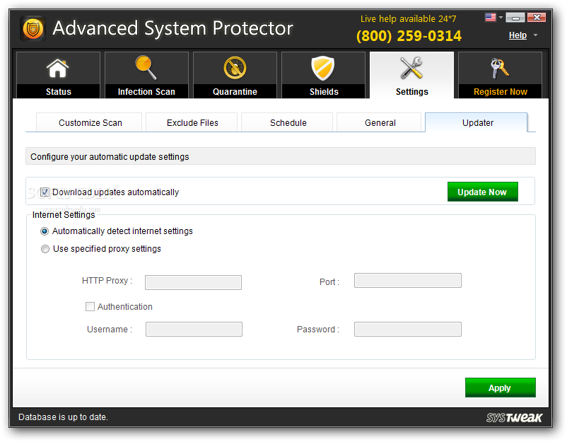 Advanced System Protector screenshot 7