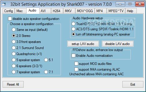 Realtek high definition audio codec driver for vista/7 2. 51 (32.