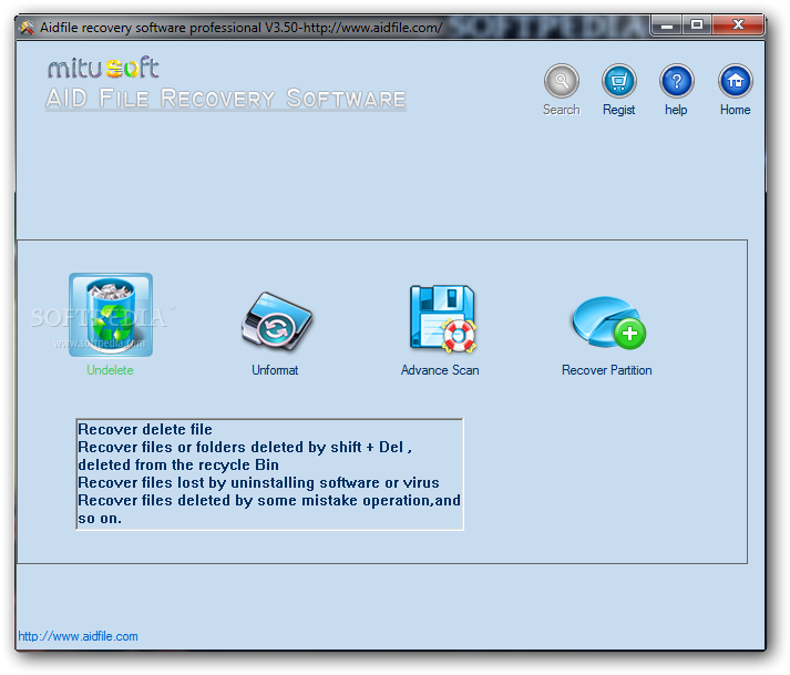 Software Recovery Software
