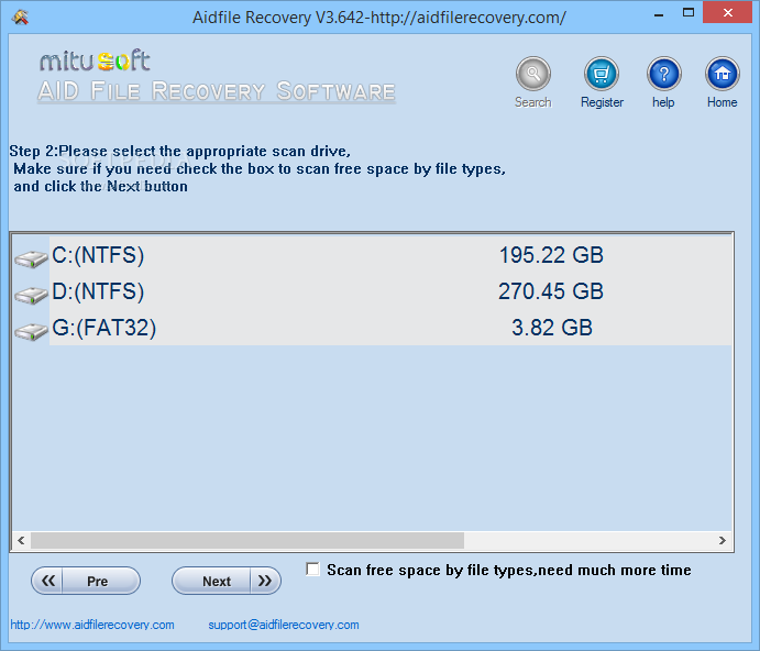 Aidfile�Recovery Software 3.5.5.0 �������� �������� ��������