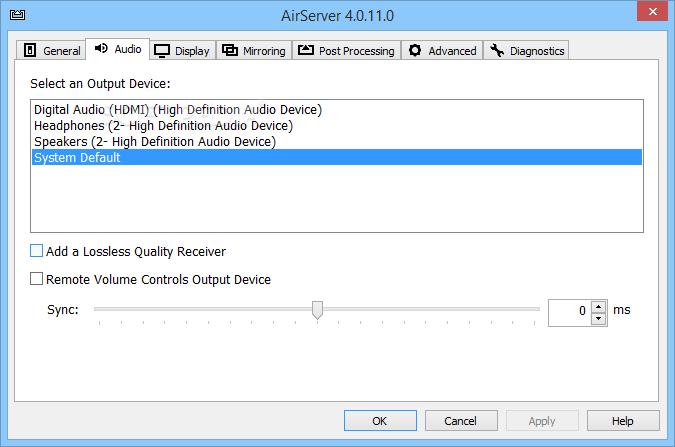 Download AirServer 5 5 8
