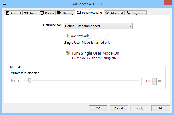 airserver universal windows activation code