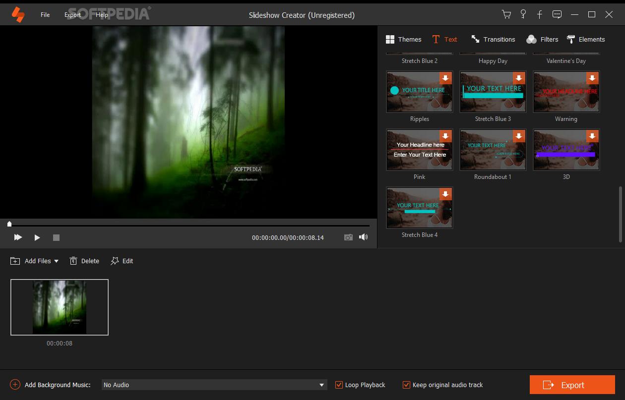 Download Aiseesoft Slideshow Creator 1 0 20