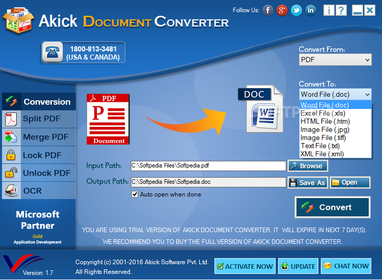 document to pdf converter download