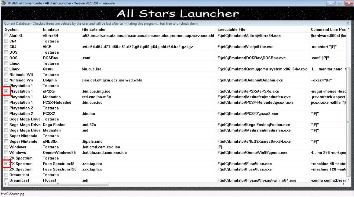 All Stars Launcher screenshot #3