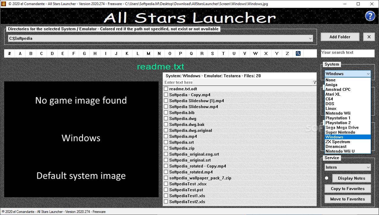 All Stars Launcher screenshot #4