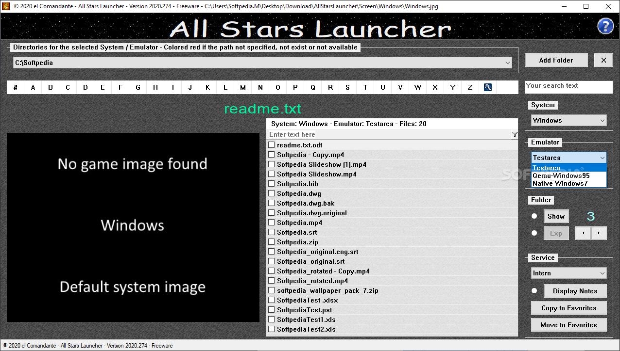 All Stars Launcher screenshot #5