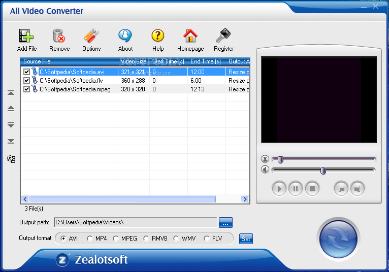 Why choose WinAVI All-In-One Converter