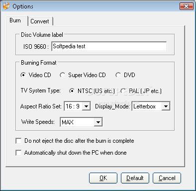 All Video to VCD SVCD DVD Creator & Burner 4.2 - Letöltés