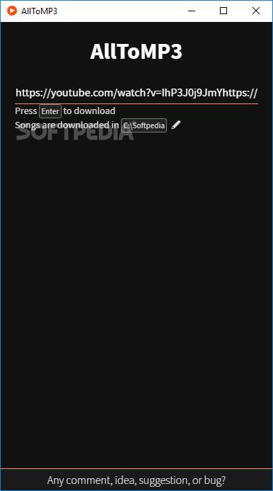 Download AllToMP3 0 3 11