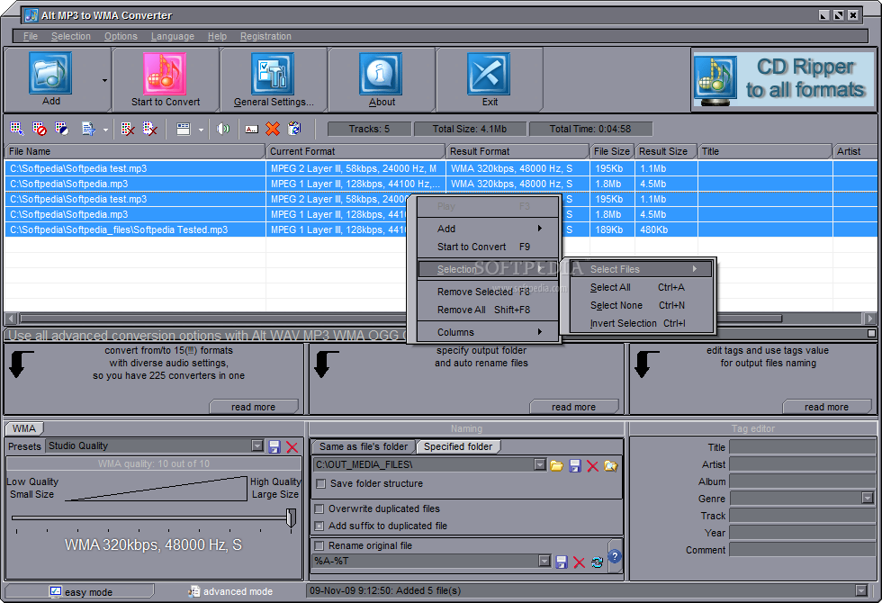 wma converter download: